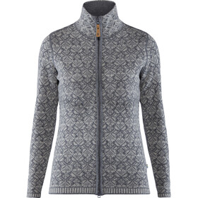 Fjällräven Snow Cardigan Damen grey